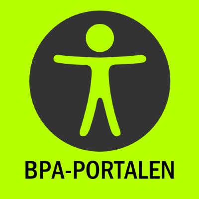 Logo for BPA-Portalen
