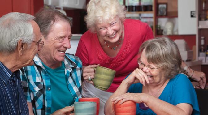 Dette er alderen vi er mest lykkelige