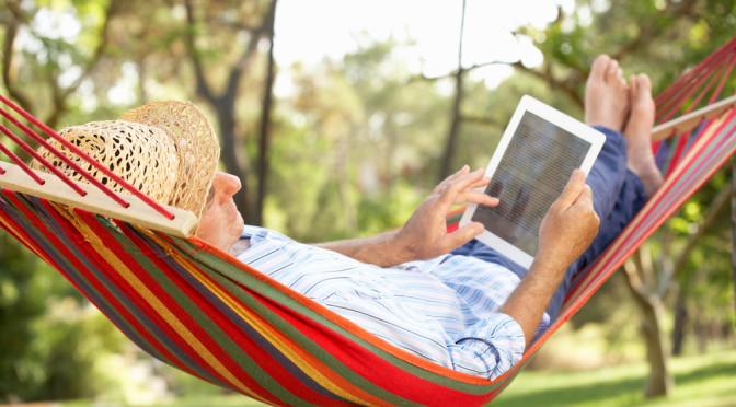 Internettbruken blant eldre skal økes