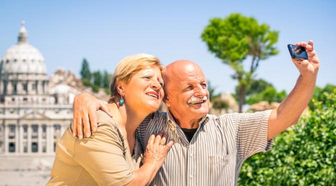 Mindre å rutte med for pensjonistene