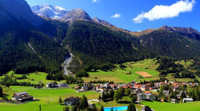 Sveits slår Norge som verdens beste bosted for eldre