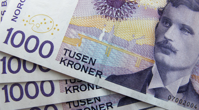 Banker vil fjerne alt av kontanter i Norge