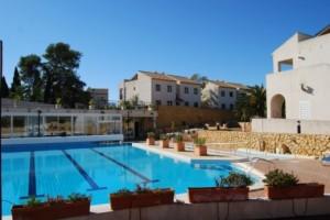 Hotell med basseng i Spania