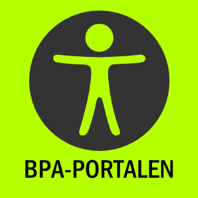 Logo for BPA-Portalen