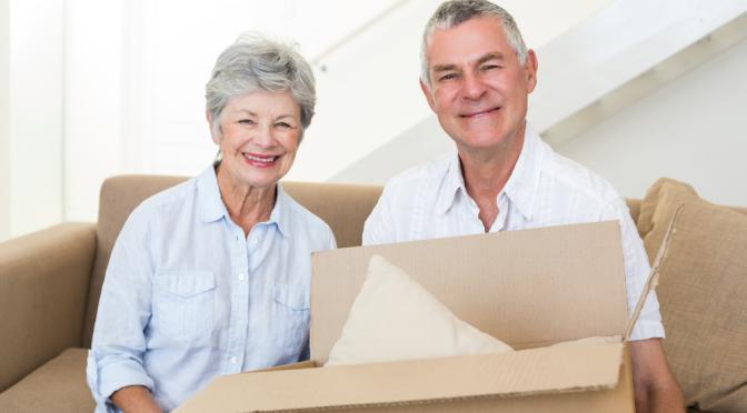 Seniorer vil bo sammen