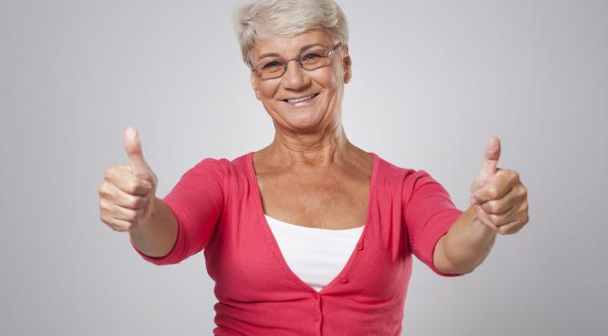 De over 60 er aller mest glade i jobben sin